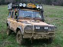 Camel Trophy Defender 110