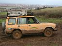 Camel Trophy Land Rover Discovery