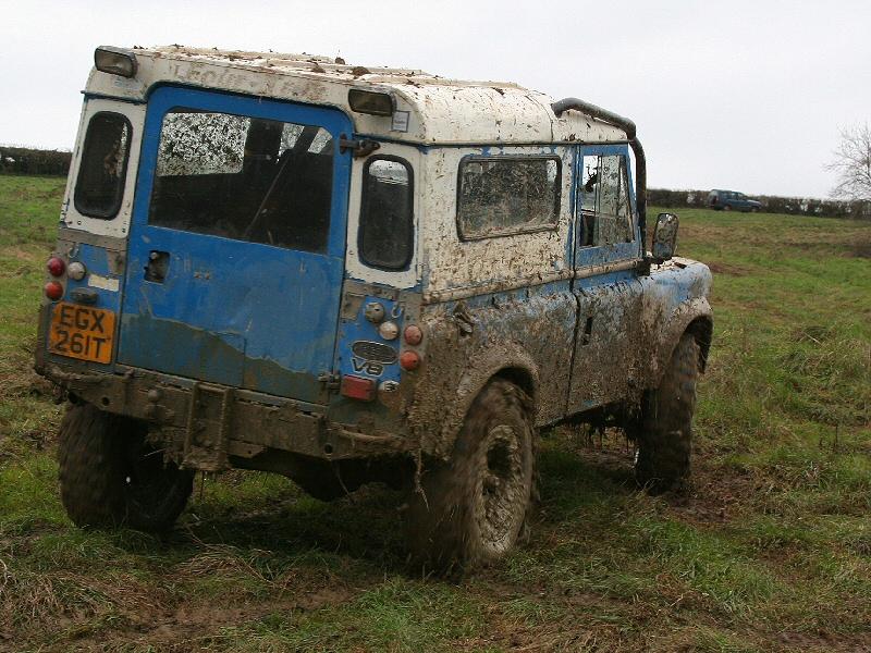 Adrian S Tomcat 100 Quot Shortened Land Rover Body Range