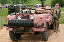 Land Rover Pink Panther